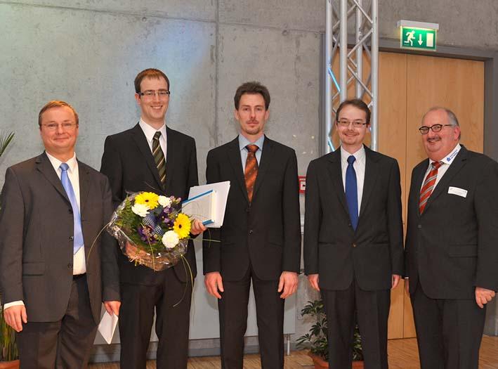 Fakult t ingenieurwissenschaften gerhard neumann preis 2014 for Ingenieur studium nc